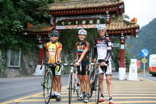 誰是自行車登山王?