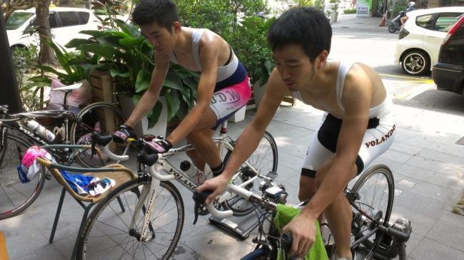 自行車登山王必擇惡固執